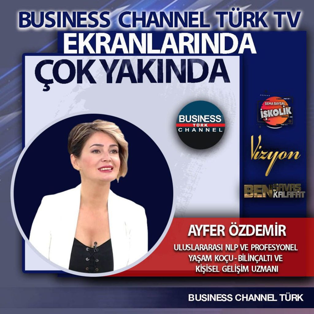Business Channel - Ayfer ÖZDEMİR ile Yaşam Fısıltısı